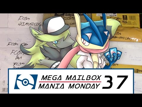 Pokémon Cards - Mega Mailbox Mania Monday #37!