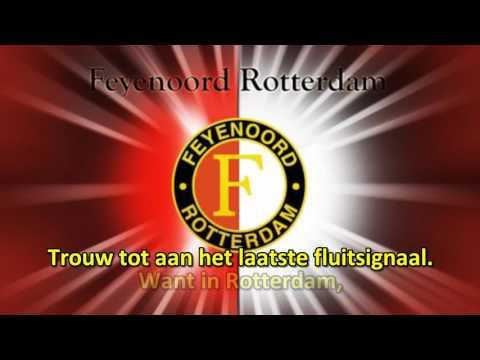 Twaalf Rotterdamse Buschauffeurs - MIJN FEYENOORD KARAOKE