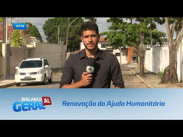 Moradores do Pinheiro precisam fazer a renovação da Ajuda Humanitária