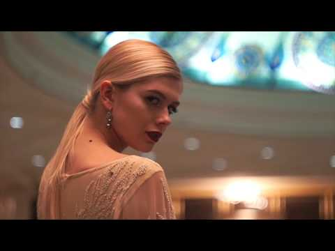 New Year image movie for RADEN Moscow