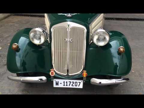 Restauración DKW F8 - Parte 5