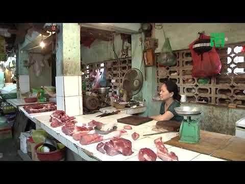 Giá thịt lợn hơi tiếp tục giảm| VTC14
