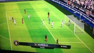The Invisible Ball-Fifa 15 glitch/bug