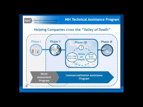 The NIH SBIR STTR Program: Strategies for Success (Feb. 23, 2015)