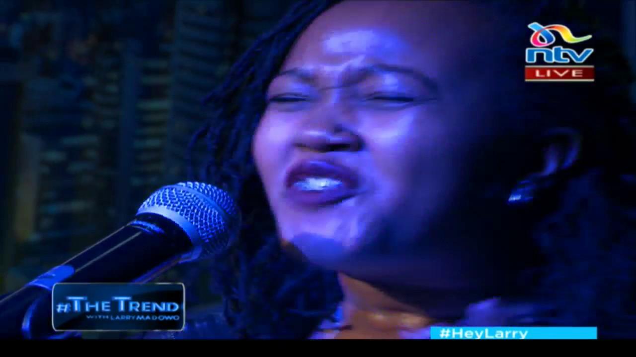 Download Gospel artist Alice Kimanzi performs 'Let praises rise' #theTrend