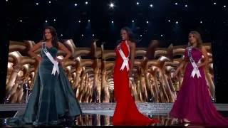 Miss USA 2016 Preliminary Competition Backstage