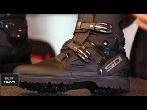 Sidi Adventure Rain Boots From Motorcycle Superstore Com