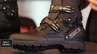 Sidi Adventure Rain Boots from Motorcycle-Superstore.com