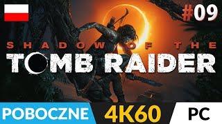 Shadow of the TOMB RAIDER PL (2018)  #9 (odc.9 poboczne)  Misja poboczna + czyszczenie wioski