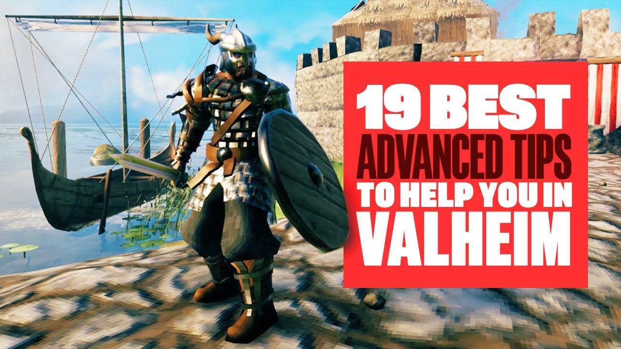 Download 19 Valheim Advanced Tips And Tricks - Valheim Advanced Guide Tips & Tricks PC Gameplay