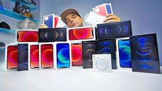 COMPREI TODOS... e de TODAS as CORES [iPhone 12, iPhone 12 Pro, Capas & Acessórios MagSafe]