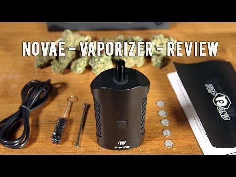 Novae Vaporizer Review (Dry Herb Vape by Top Bond)