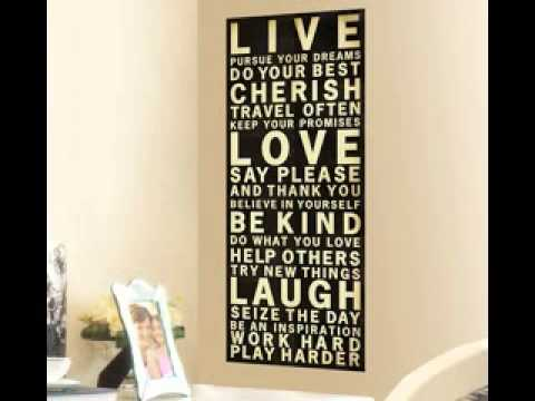 Live Laugh Love Wall Decor Ideas
