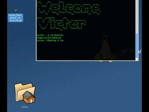 Tutorials - How to decompress a .tar.gz file in Linux