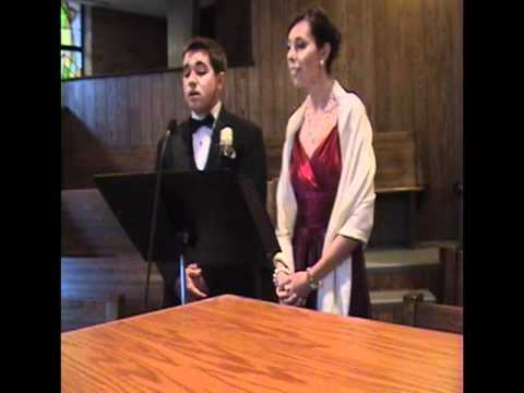 Bridal Prayer - Chris Davey and Stephanie Piraino