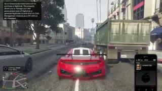 Gta 5  //nieuwe auto kopen//road to 200//