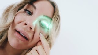 Therese Testar: LED-LASHES