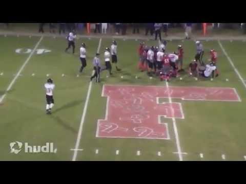 Fowler football highlights vs. minarets high school