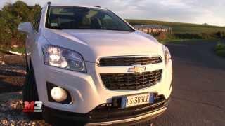CHEVROLET TRAX 2014 - TEST DRIVE