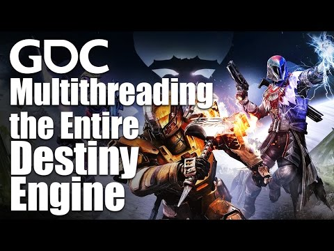 Multithreading The Entire Destiny Engine