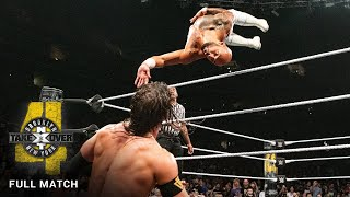 FULL MATCH: Ricochet vs. Adam Cole - NXT North American Title Match: NXT TakeOver: Brooklyn 4