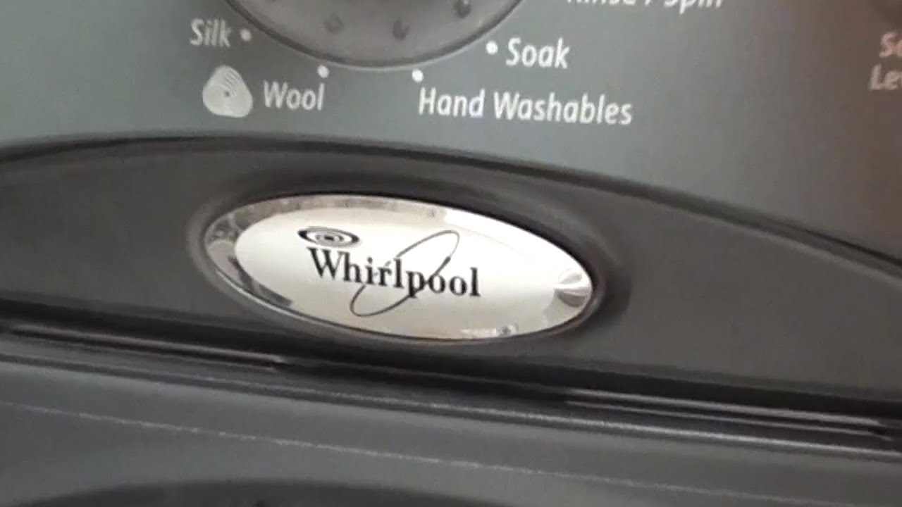 How To Fix Whirlpool Duet Ht Washer Repair Sippy
