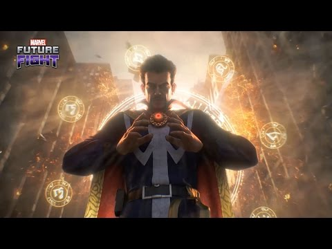 Marvel Future Fight [Thanos vs Doctor...