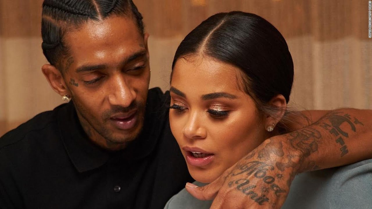 "Lauren London FINALLY Speaks On Nipsey Hussle's Death ""I've Lost My Best Friend, My Soul&q"