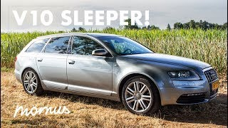 Audi S6 V10 In Depth Review and Test Drive!