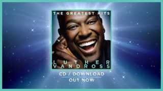 Luther Vandross: The Greatest Hits - The Album - TV Ad