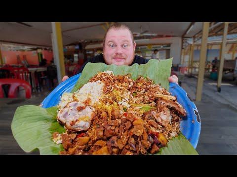 Nasi Ambeng, Warisan Jawa Selangor  — Mat Salleh Cari Makan