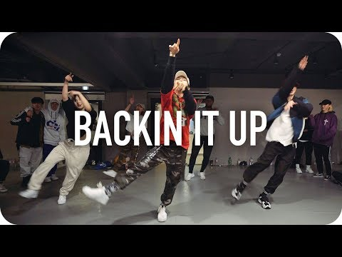 Back'in It Up - Pardison Fontaine Ft. Cardi B / Koosung Jung Choreography