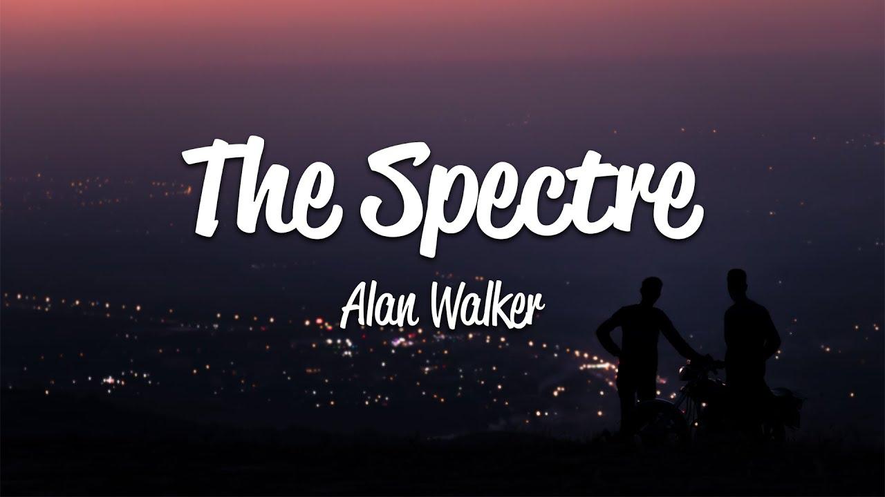 Download Alan Walker - The Spectre (Lyrics)
