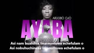 Arugbo Ojo by AYABA