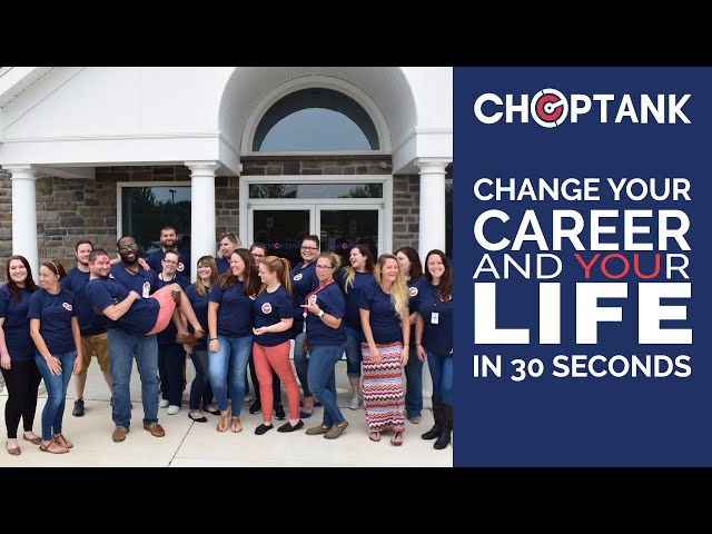 Choptank is Hiring!