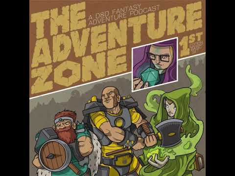 The Adventure Zone: Lucretia - Griffin McElroy