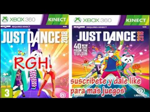 Descargar Just Dance 2018 Para Xbox 360 Rgh Kinect Juegos Sin