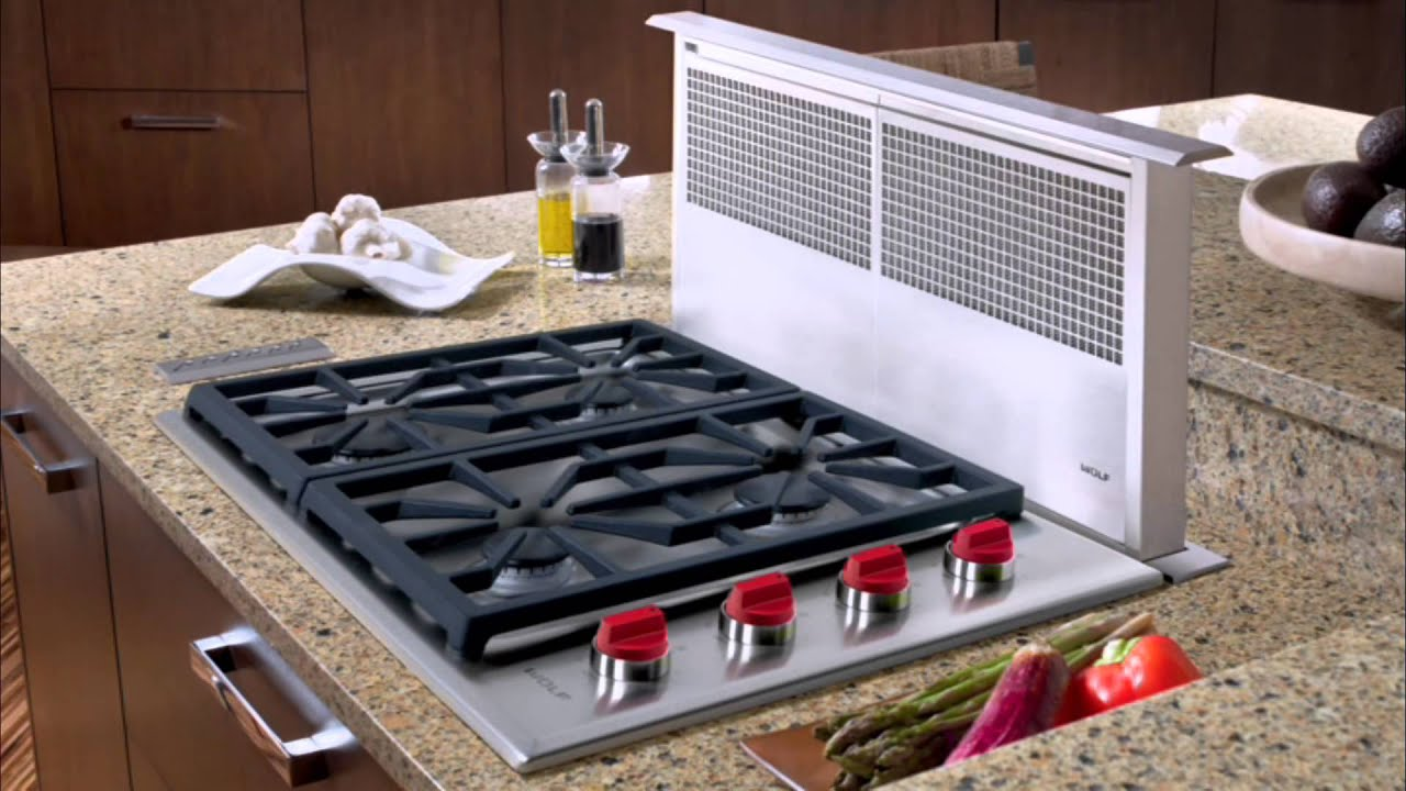 electric range top. Wolf Cooktop | Electric Gas Induction Downdraft - YouTube Range Top