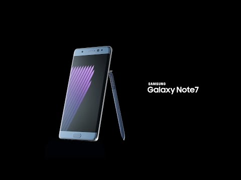 Samsung Galaxy Note7 Official Presentation (Unpacked 2016 Episode 2 - August 2nd, 2016)