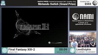 Final Fantasy XIII-2 by LewdDolphin (RPG Limit Break 2017 Part 2)