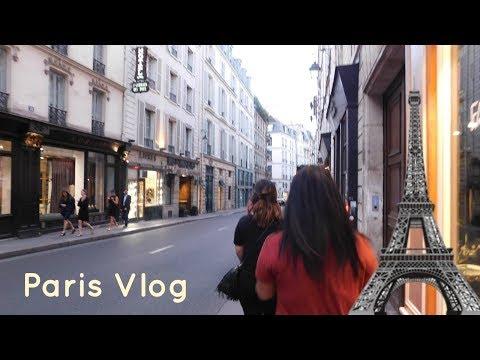 Trying Escargot & Going Up The Eiffel Tower | PARIS VLOG | Part 1