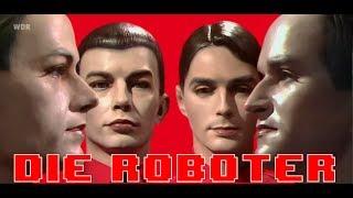 Kraftwerk - Die Roboter Live on WDR