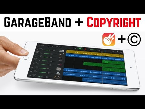 How to record drums manually in GarageBand iOS (iPhone/iPad