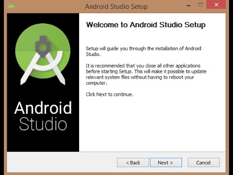 How To Install Android Studio On Windows 7