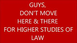 LL.B , IS , PCS(J), IPS , CLAT, CIVIL JUDGE, UP JUDICIAL , HIGH JUDICIAL, LSAT, SSC