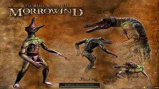 The Elder Scrolls III: Morrowind gameplay (PC Game, 2002)