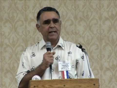 "Arnold ""Chappo"" Riesgo Pima County Sports Hall of Fame Class of 2011"
