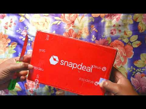 Bharat 1 mobile (Micromax) unboxing