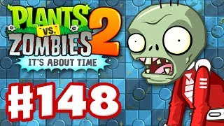 Plants vs. Zombies 2: It's About Time - Gameplay Walkthrough Part 148 - Terror from Tomorrow! (iOS)