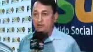 PSD PALHANO   DAVI NOGUEIRA PRESIDENTE DO PSD DE RUSSAS